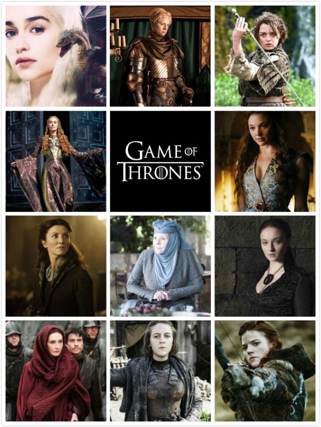 Game of Thrones Women