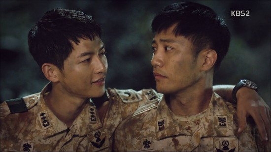 DOTS, descendants of the sun, korean drama, korea
