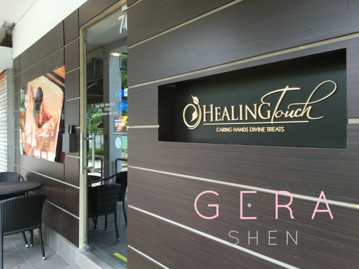 Healing Touch Spa Novena for Massage