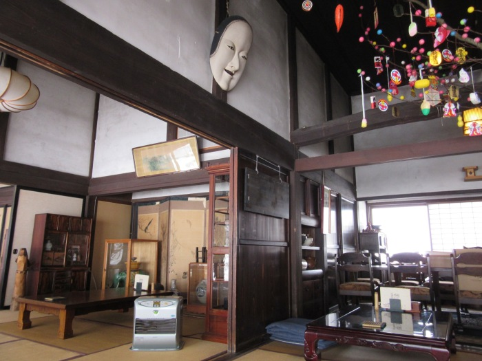 そば処,三百坊, zaru soba restaurant, yamagata, japan